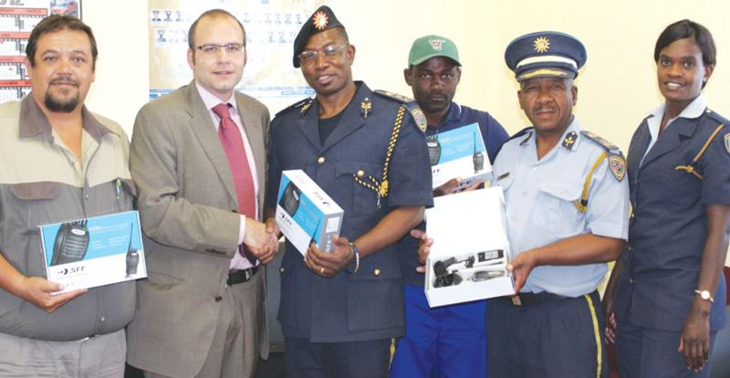 A safer Gobabis