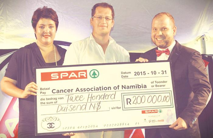 Swakop ladies bash raise cancer funds