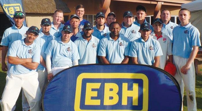 EBH Namibia rekindles coastal cricket