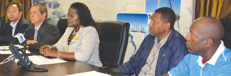 Conservancies get boost from Mine