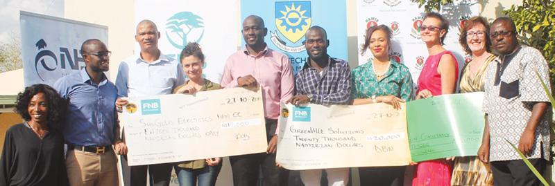 NBII competition paves way for innovative entrepreneurs