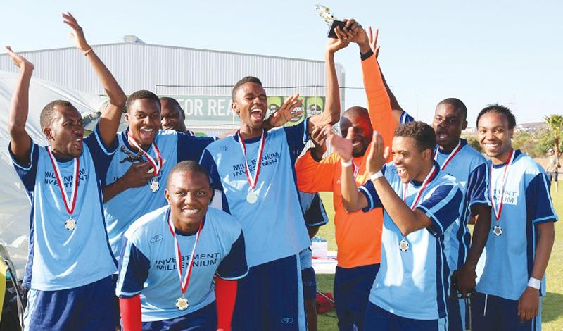 Seven-a-side football tourney for a cause