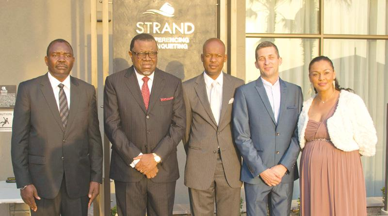 New Strand Hotel opens officially