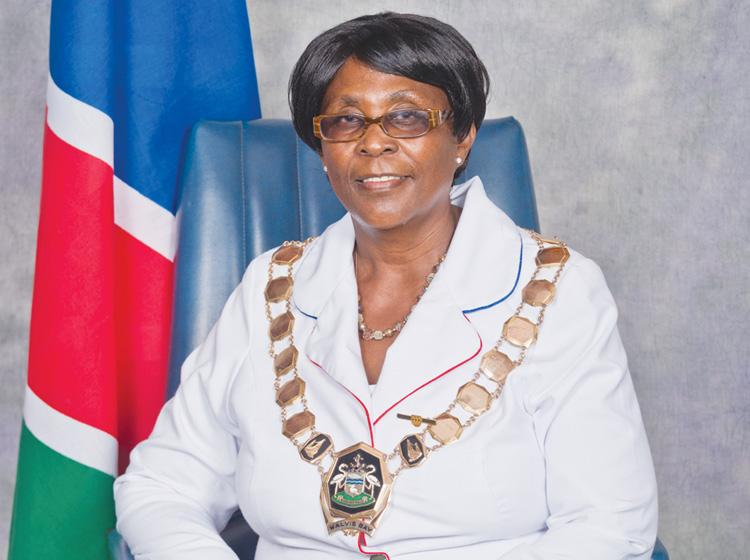 Festive message from Walvis Bay Mayor