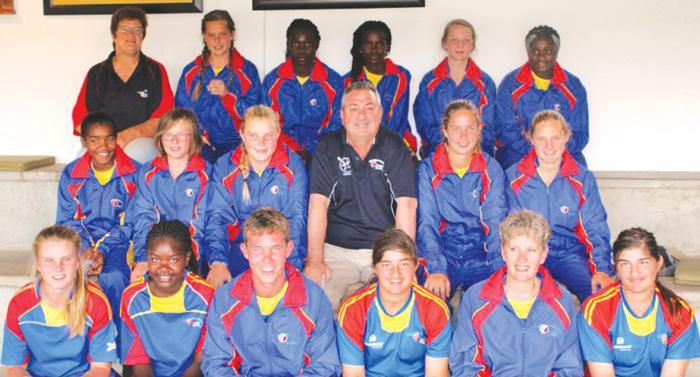 Cricket girls deliver at Easterns Cricket Festival