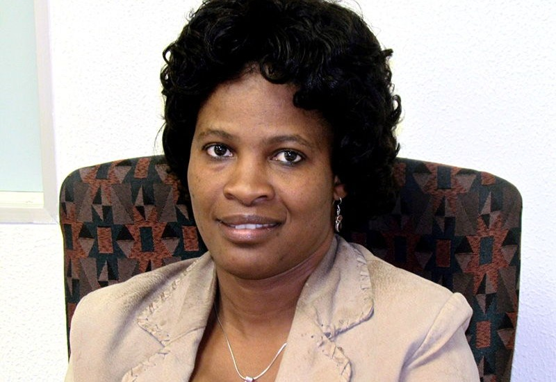 Ingrid Katjiukua, Head of Forensics at FNB Namibia.