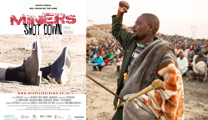 African Perspectives will be screening Minors Shot Down as its first series for its 10th anniversary.