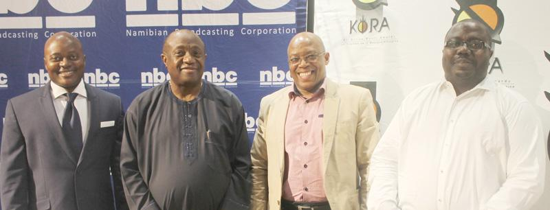 NBC to broadcast KORA awards live