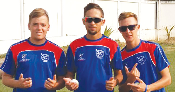 Captain Green confident ahead of first Cricket World Cup tie