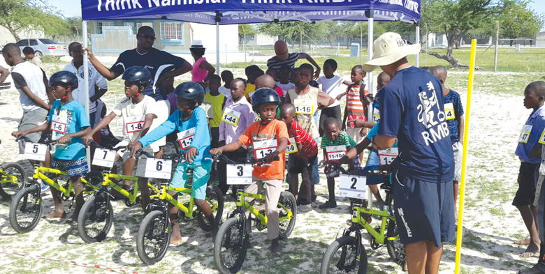 RMB supports early rider development
