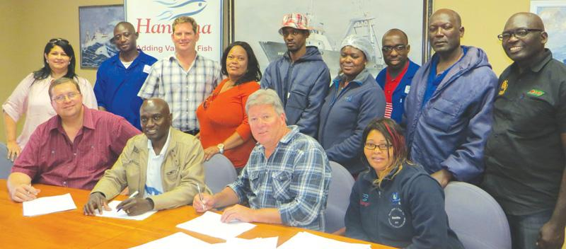 Hangana reach consensus with Union