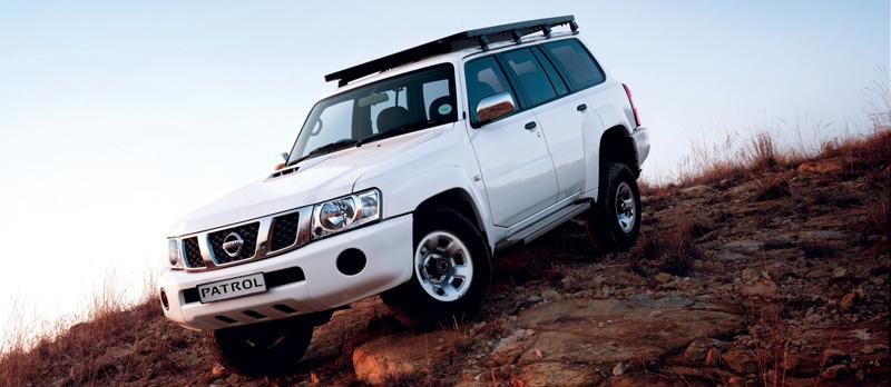 Upgraded Nissan Patrol on the prowl