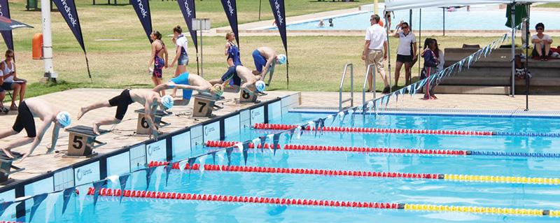 National Swimming Championship underway