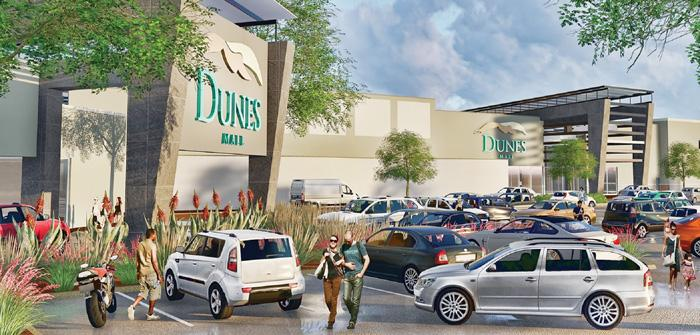 Grove Mall developers break ground in Walvis