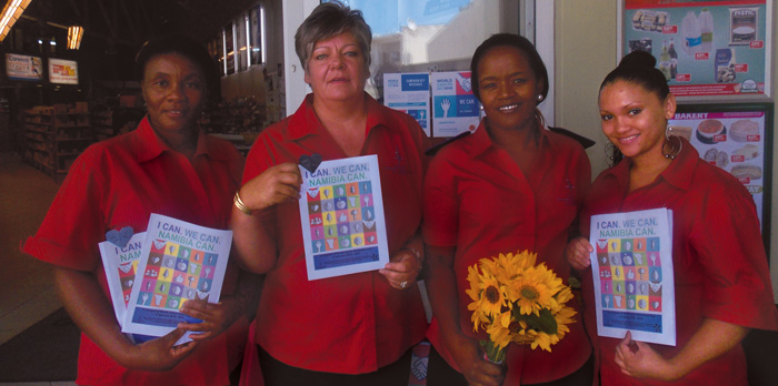 Namibian cancer manual launched on Cancer Day