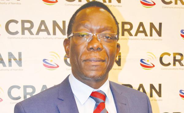 Recently appointed CRAN CEO, Festus Mbandeka