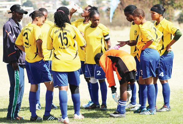 Football fever hits Omaheke
