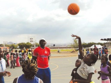 Ball keeps youth on the court