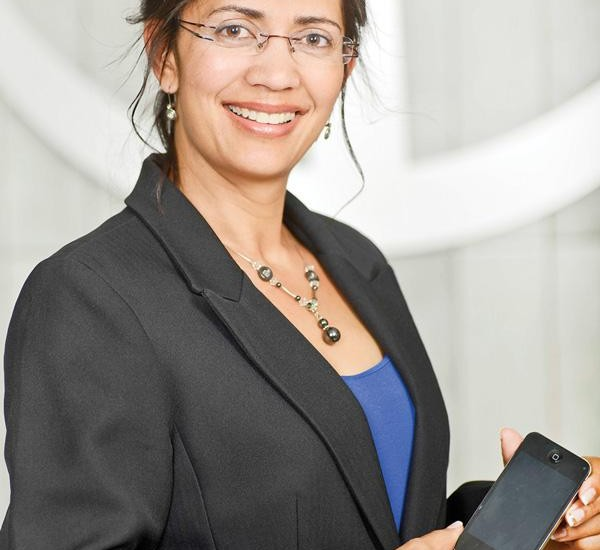 Desery van Wyk, Manager Cellphone Banking at FNB Namibia