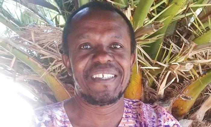 New academic director, Dr. Kenneth Odero