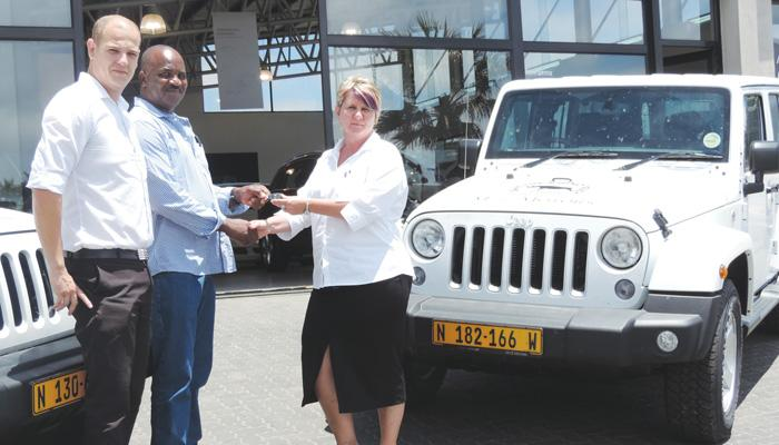 M+Z Motors joins fight against poachers