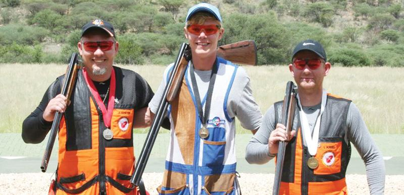 First Olympic Trap trials conducted