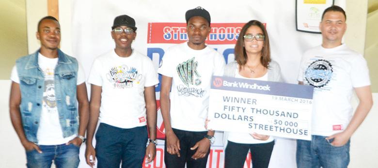Designer banks N$50,000