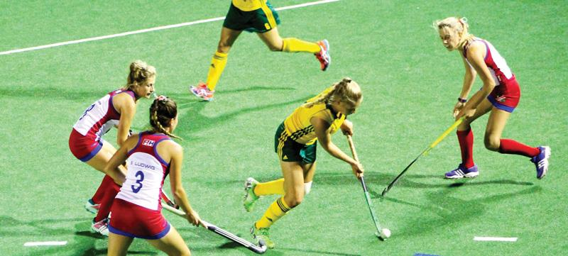 Nam ladies display a gutsy performance