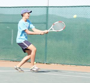 Players flock to second PTA Tennis Series