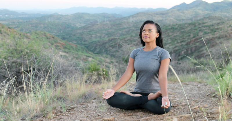 Promoting inner peace through Yoga