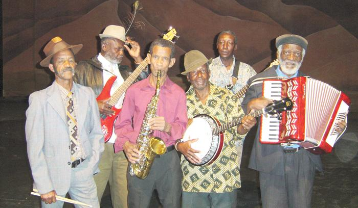 The Original Jazz Masters are a colourful medley of young and old renowned for the classical interpretation of Jazz. The group has been invited to perform at this year's Namibian Annual Music Awards. They will also be honoured with a Lifetime Achievement award.