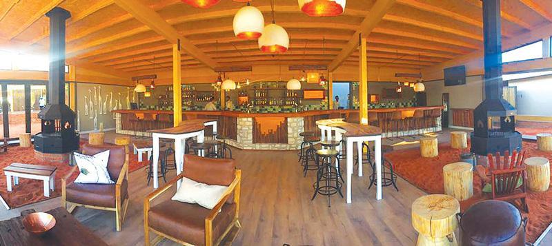 Kalahari Anib Lodge facelift complete