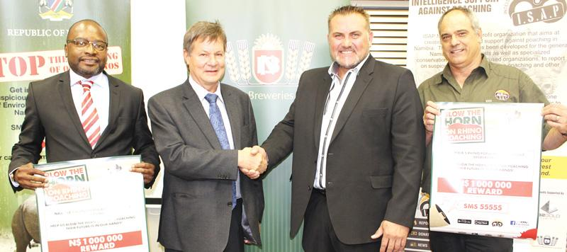 N$1 million for whistle blowers