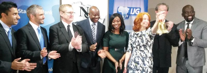 IFC launches Namib Bond on local bourse
