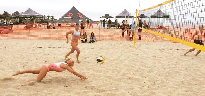 Final volleyball tournament at Langstrand this Friday to find the King and Queen of the Beach