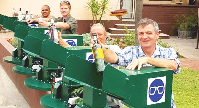 Gondwana's tackles enviro threat
