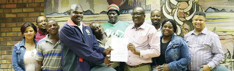Losses ignored in Meatco wage agreement