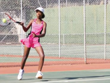 Third PTA tennis tourney served