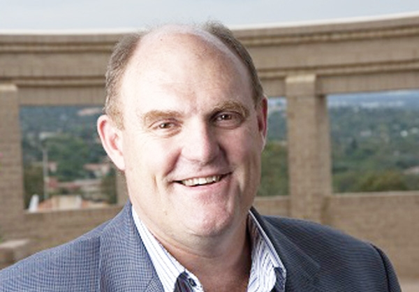 Hein Boegman, CEO for PwC Africa