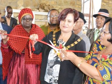 Nama culture celebrated in Keetmans