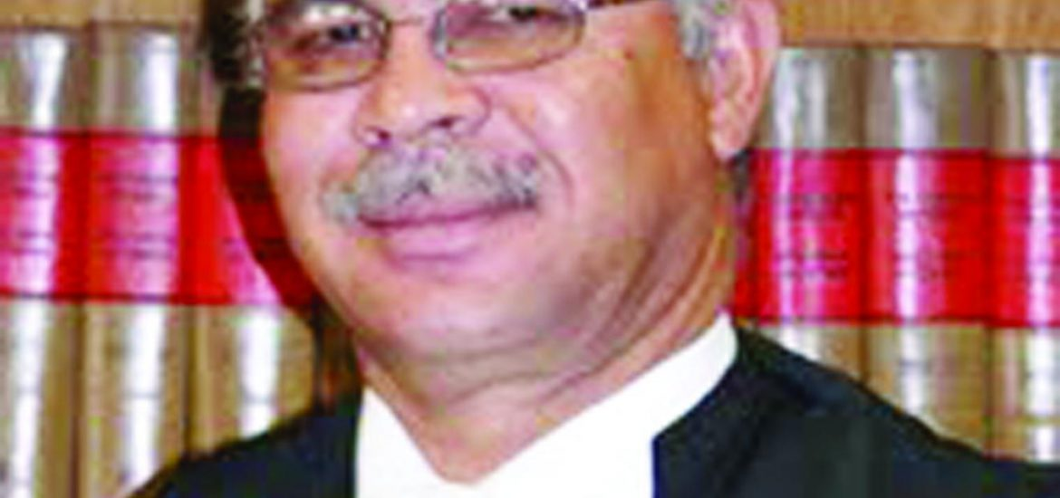 High Court judge, Mr Justice Elton Hoff joins the bench as an appeals judge in the Supreme Court.