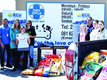 SPCA helps  ECU-line rebrand
