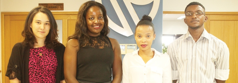 Graduates gain vital experience at Standard Bank