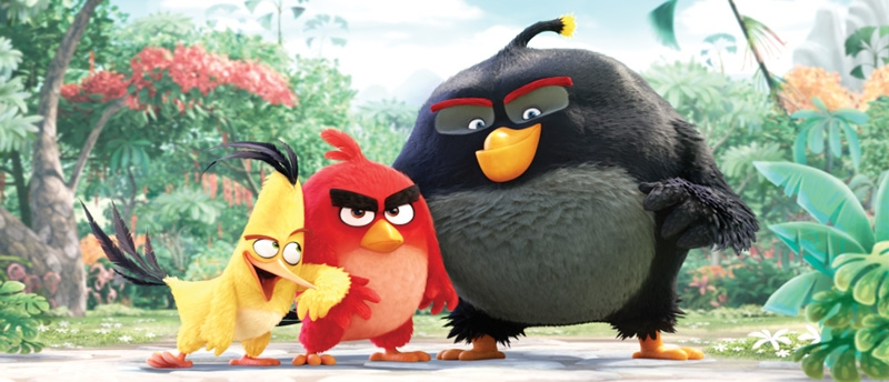 Angry Birds  Movie – Film Review