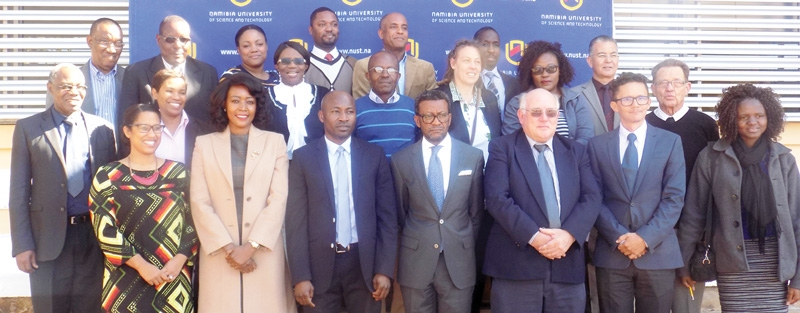NUST gets help for research