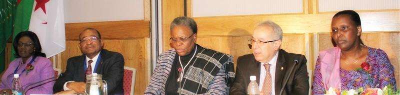 AU discuss Agenda 2063