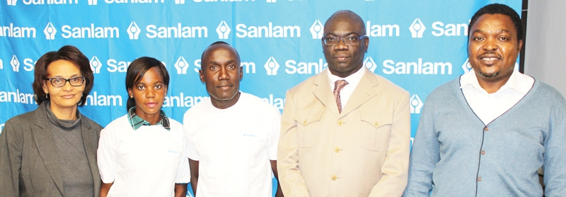 Namupala, Haitope to take on the Sanlam Cape Marathon