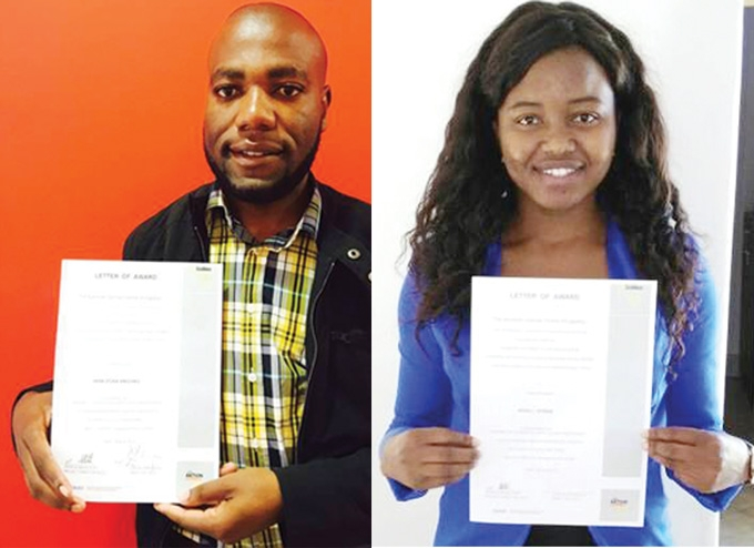 Five scholars to advance in logistical studies