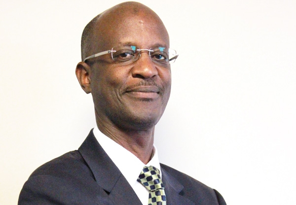 Stephen Karangizi, African Legal Support Facility Director