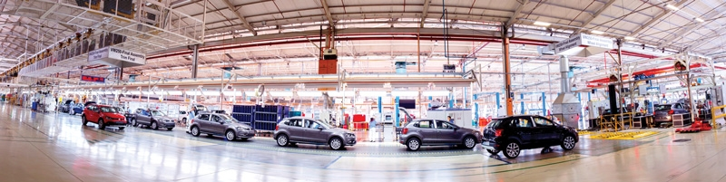 Volkswagen South Africa  production plant a cut above the rest, as it topped in the global production network.